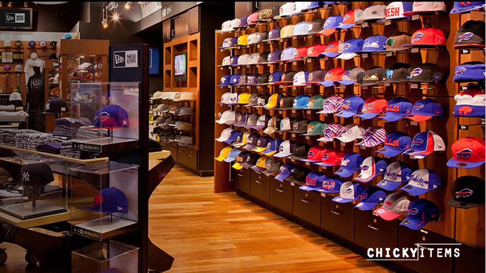 หมวก NEW EraCap