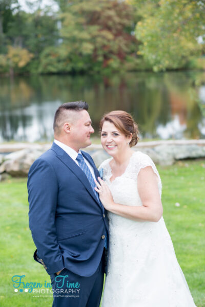 Karent + Jo's Thayer Homestead Wedding in Medway, MA.