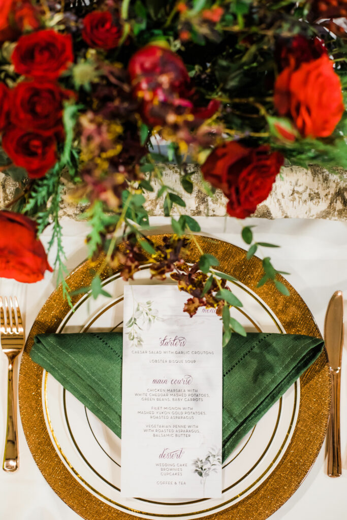 Wedding styling and design-Milford, MA
