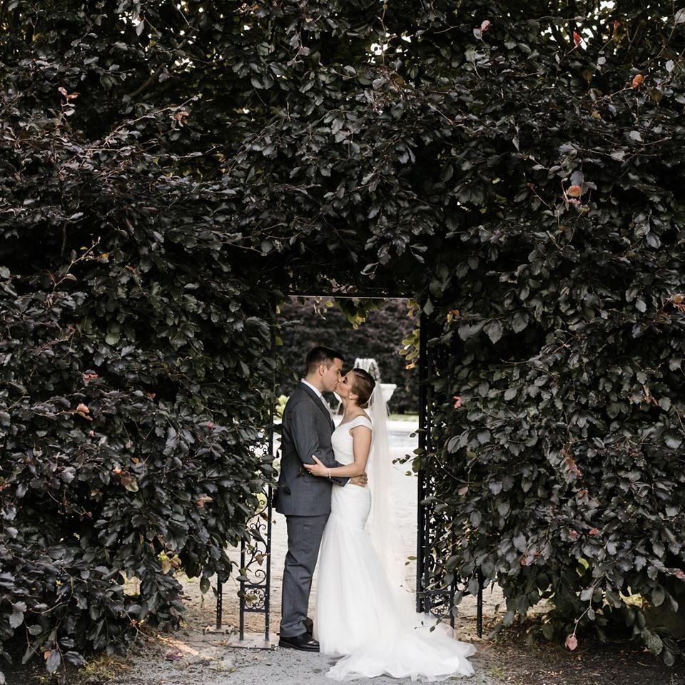 Julianne + Trevor's wedding at Elm Bank in Wellesley, MA