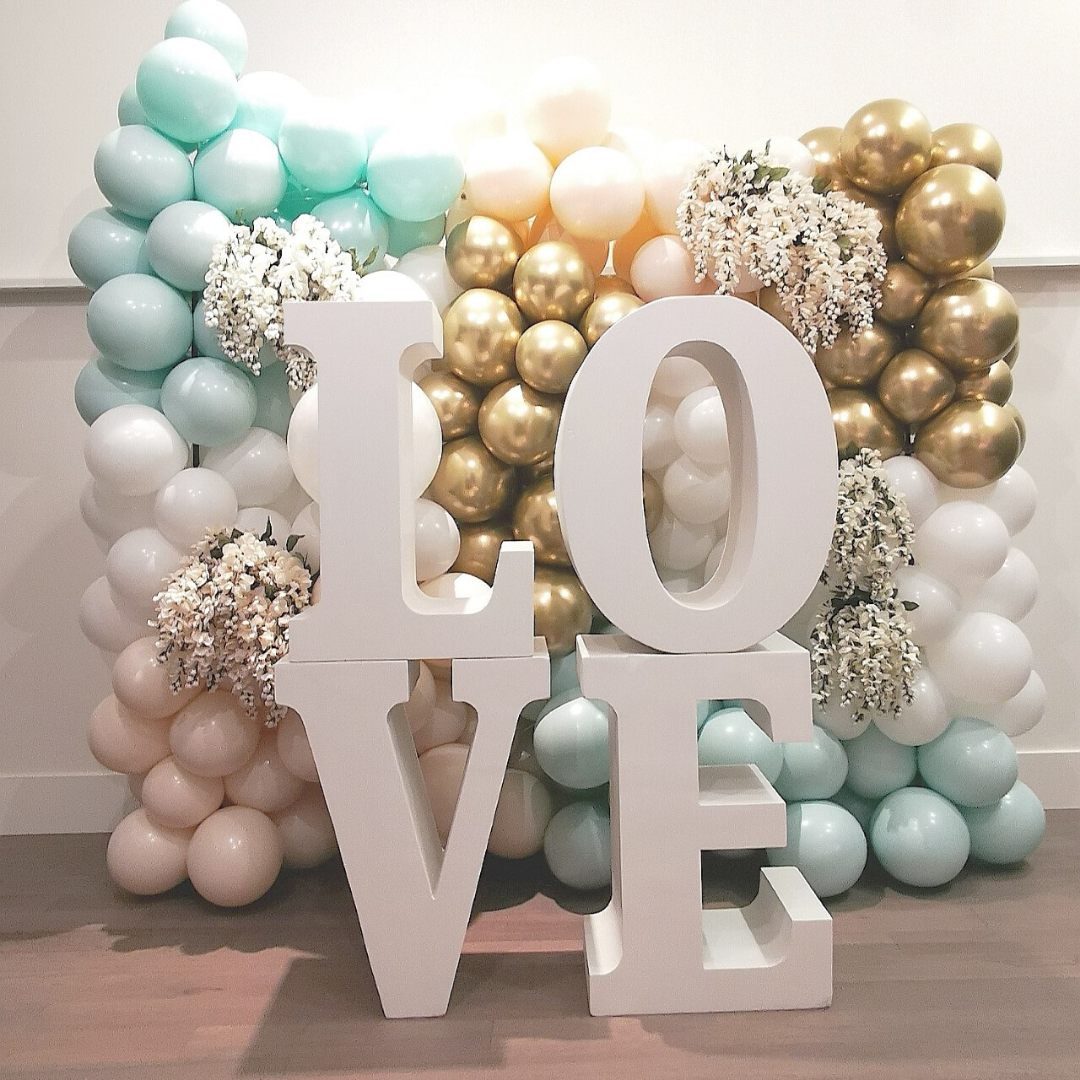 Photo - Balloon Walls