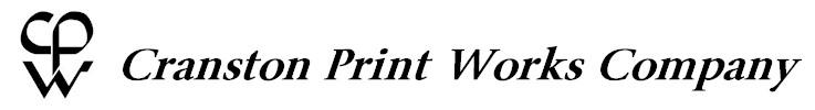 Cranston Print Works Company logo