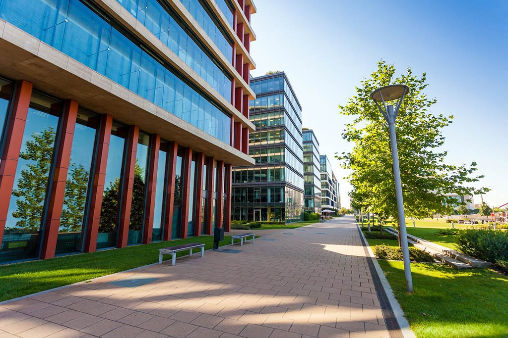 Different Types of Commercial Properties