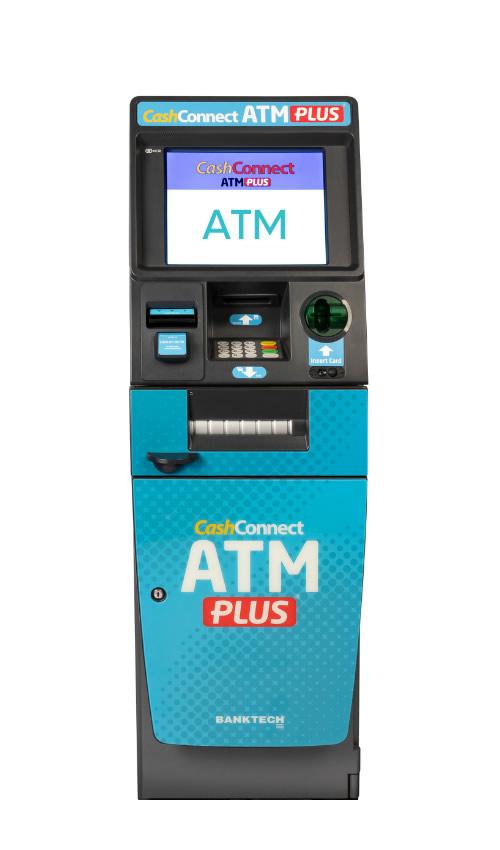 CashConnect ATM Plus machine