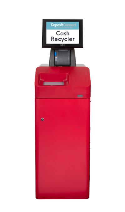 Banktech Cash Recycler machine