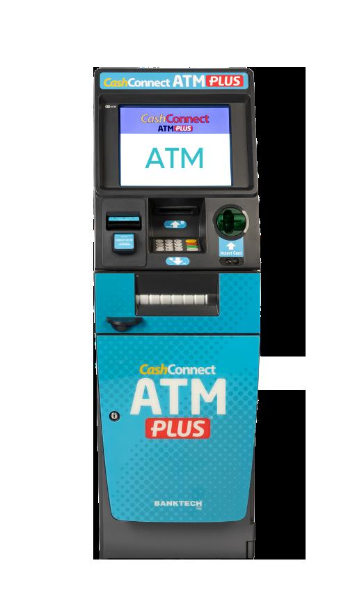 CashConnect ATM Plus Banktech