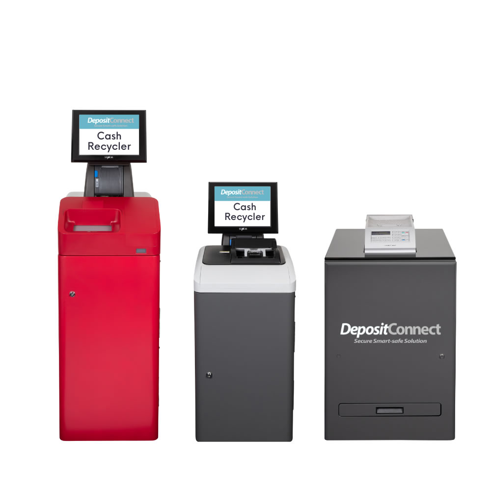DepositConnect Cash Recyclers
