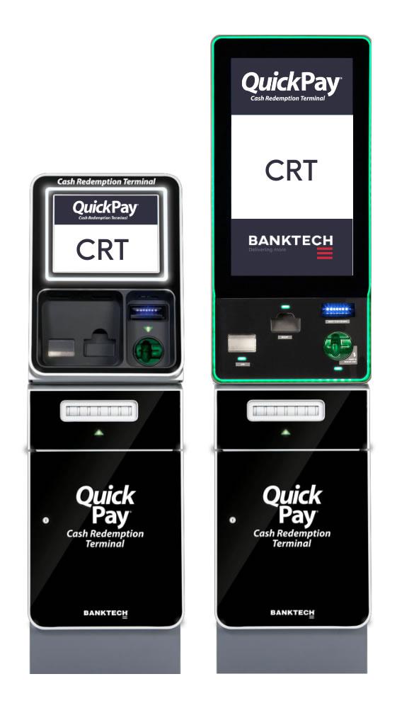 QuickPay CRT