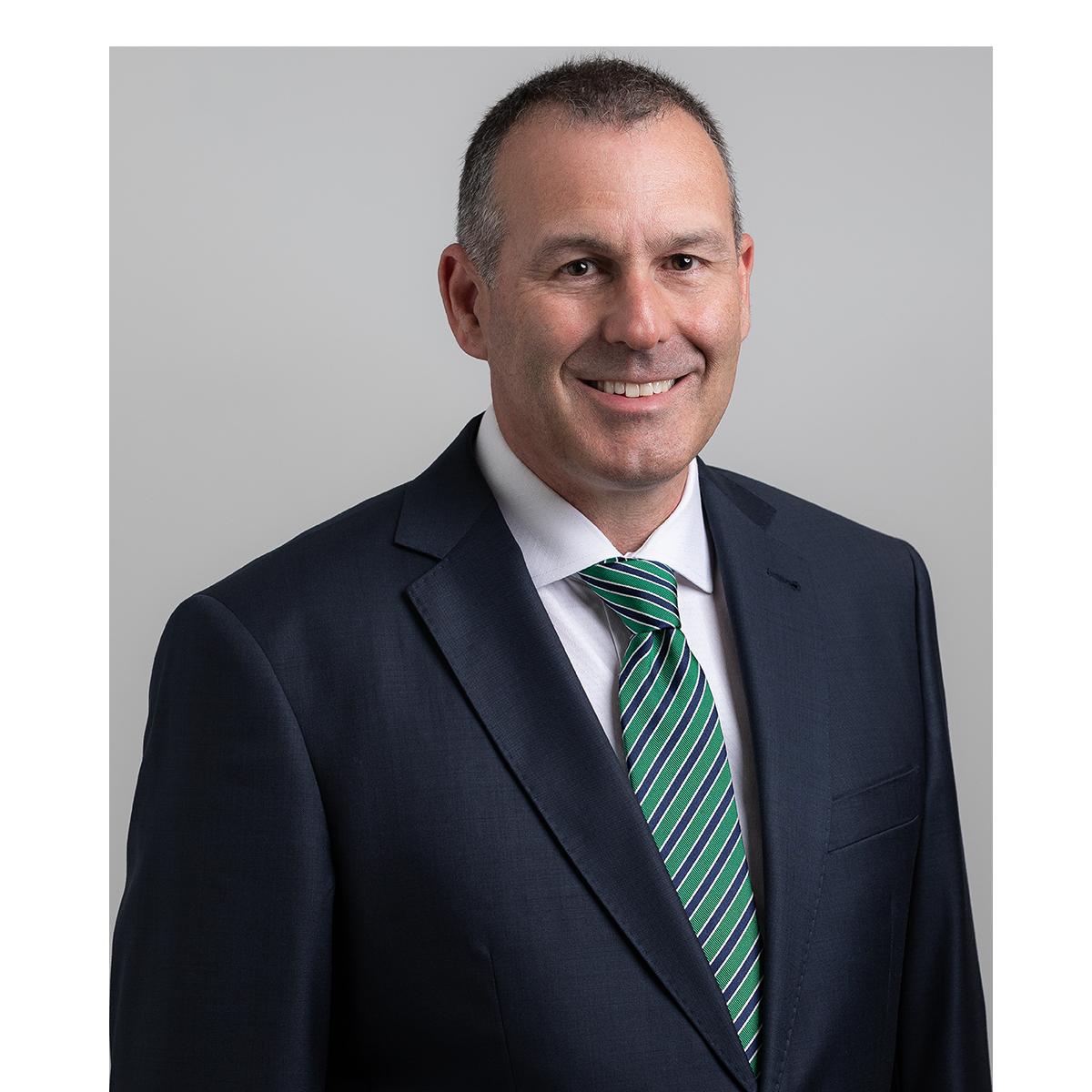 Mark McRae Banktech