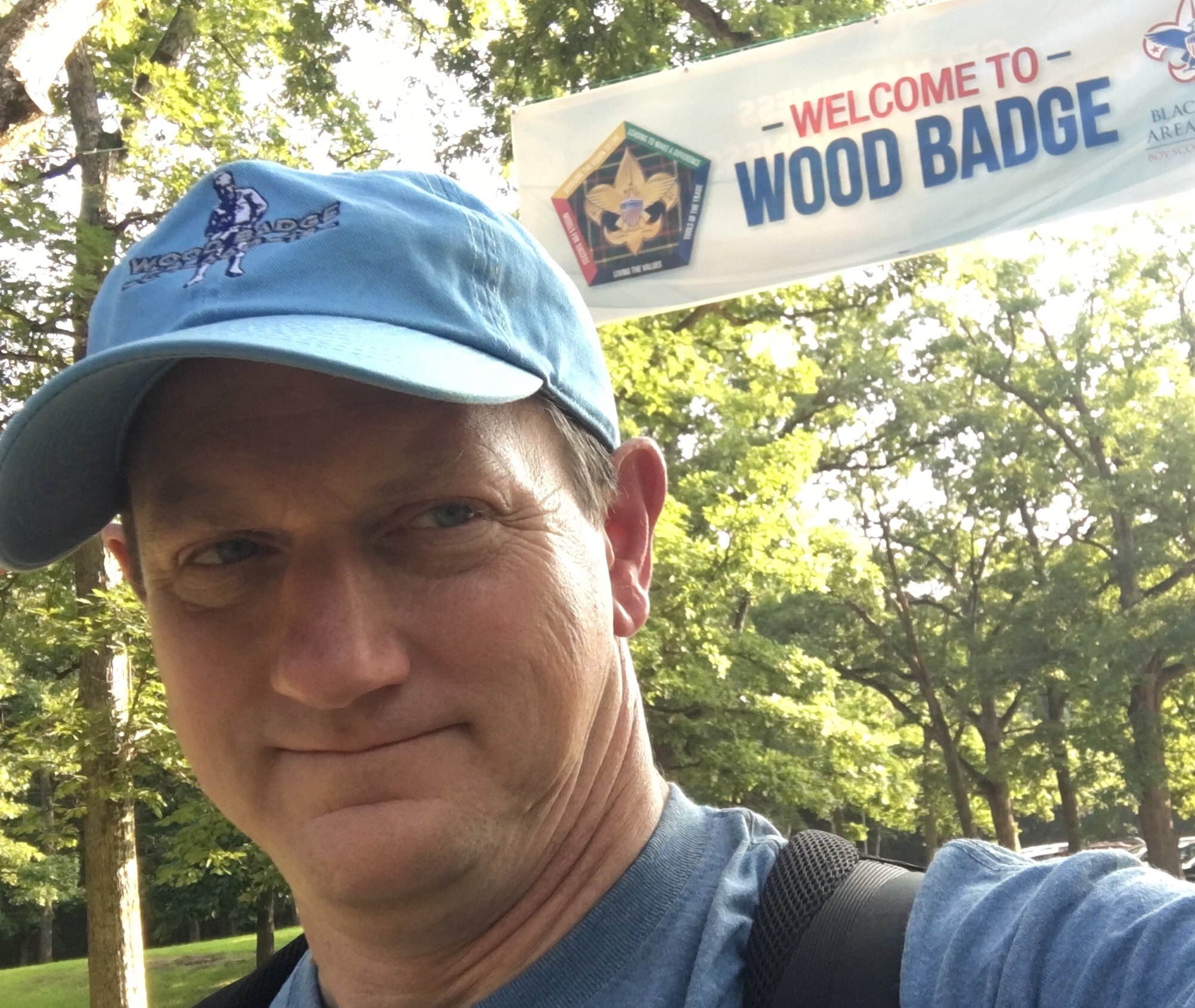 Wood Badge Part One