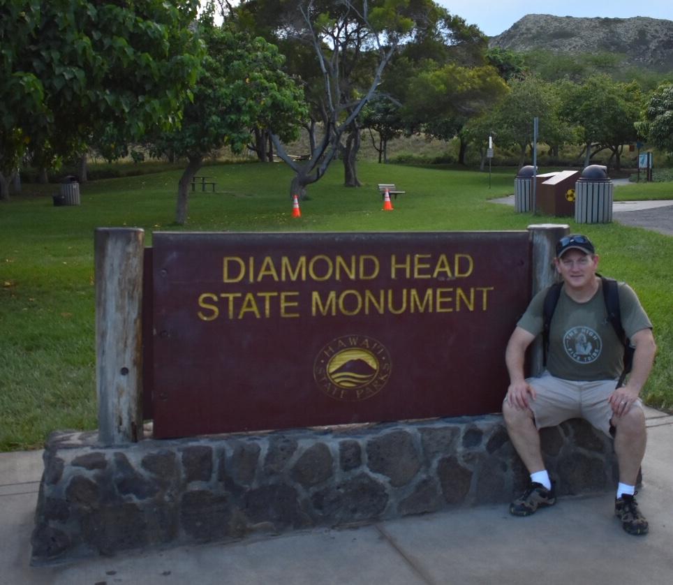 Diamond Head State Park