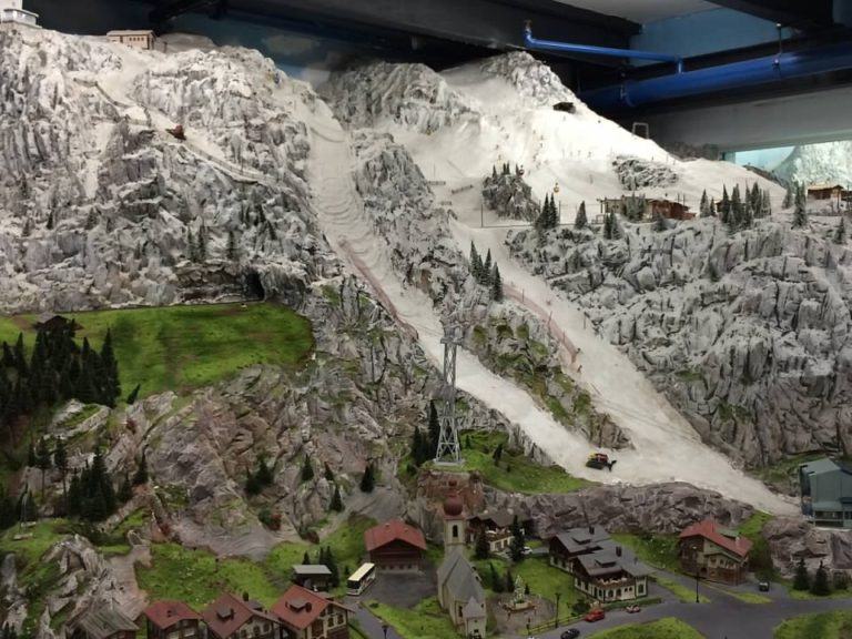 skiing wunderland