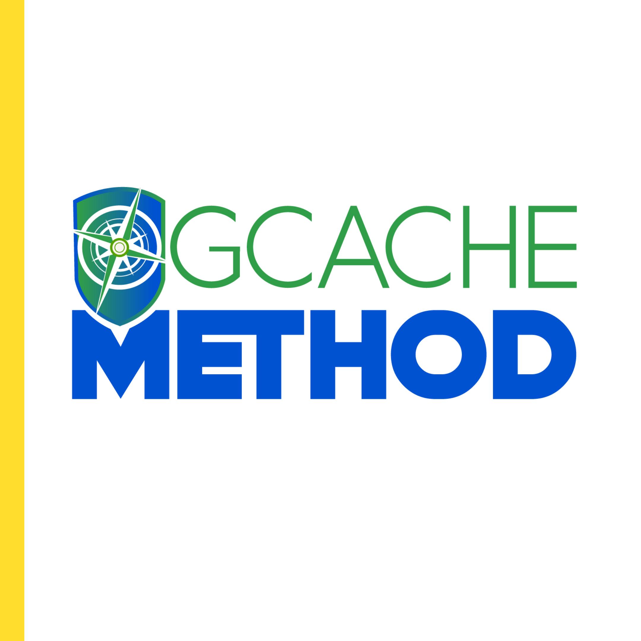 Geocaching method