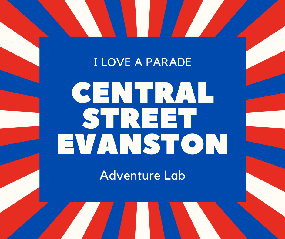 My 1st Adventure Lab Evanston
