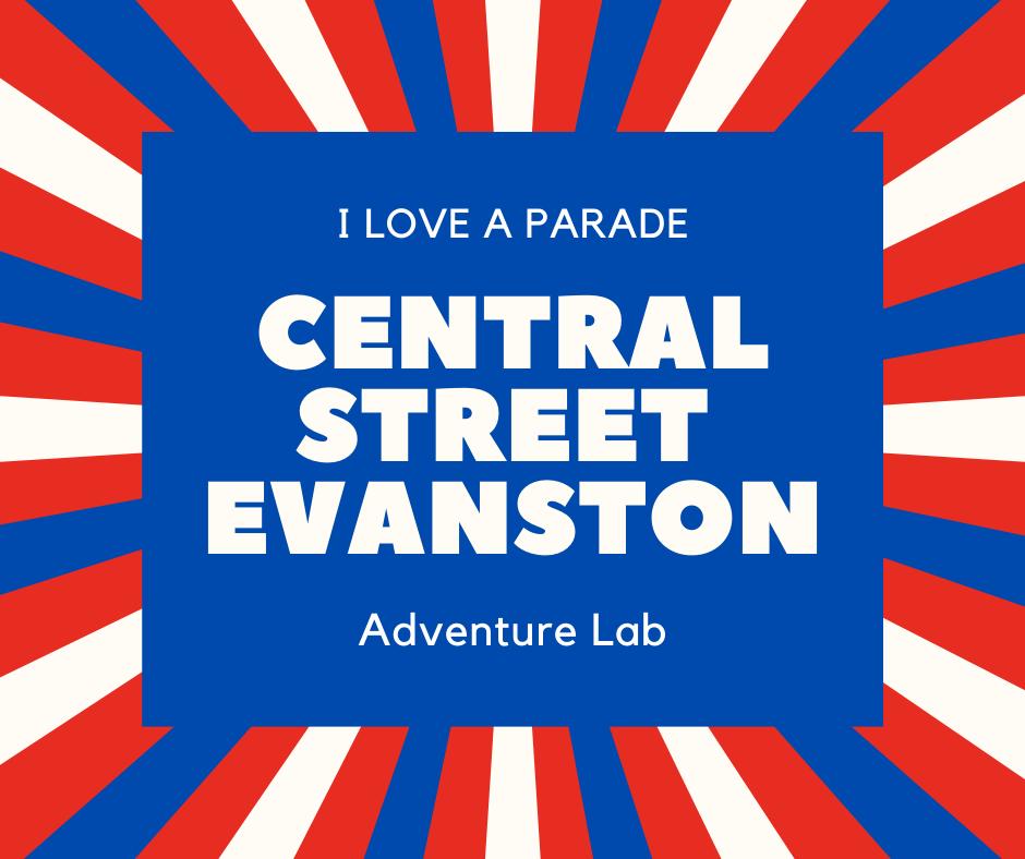 My 1st Adventure Lab Evanston