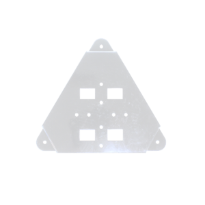 MedReel Flush Mount Bracket