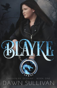 Blayke Front Cover
