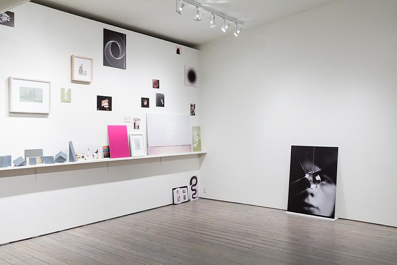 Robert Arndt, Pursuit, Plunder & Fleece, Installation view.
