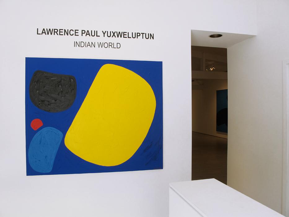 Lawrence Paul Yuxweluptun