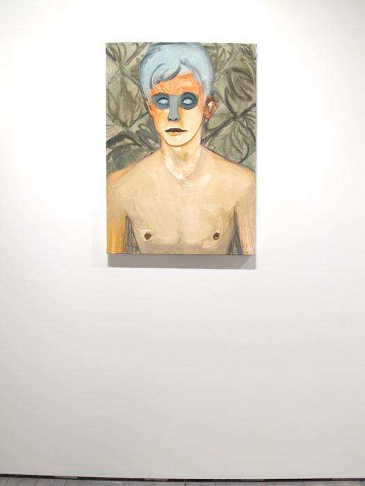 """Brian Kokoska, Frost, 2011, Oil on canvas, 32"""" x 23"""""""