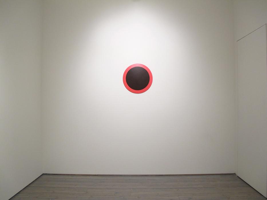 "Neil Campbell, Rose, 2013, Acrylic on PBC, 20"" X 20"""