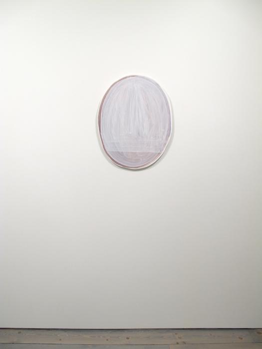 """Monique Mouton, Untitled, 2008, Oil on panel, 22 1/2"""" X 18"""""""