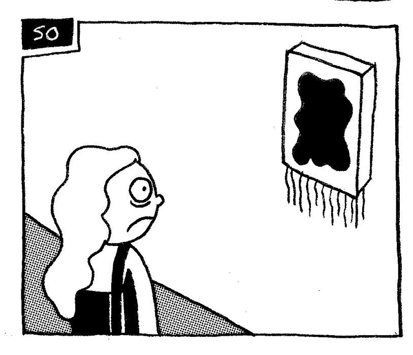 """Walter Scott, """"Wendy"""", publication (excerpt), 2014"""