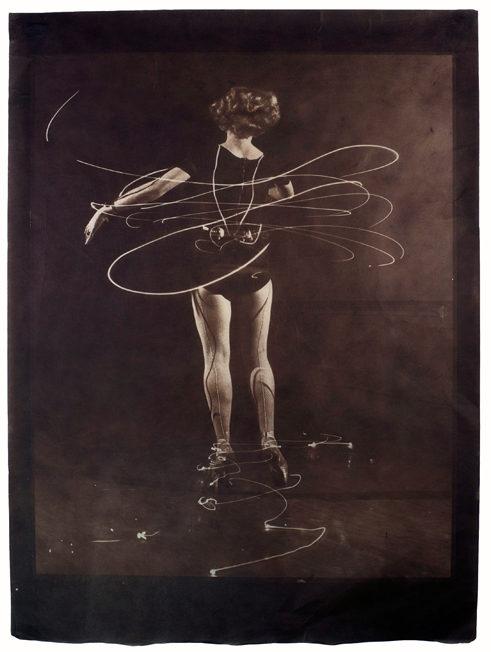 Jonah Samson, Gold-toned Van Dyke print, 2015, 18 x 24.5 inches.