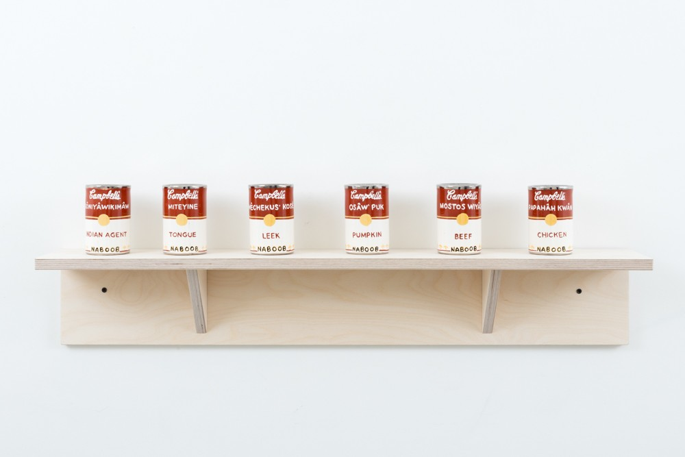 Judy Chartrand, Métis Soup (set: Indian Agent Tongue, Leek, Pumpkin,Beef, Chicken)