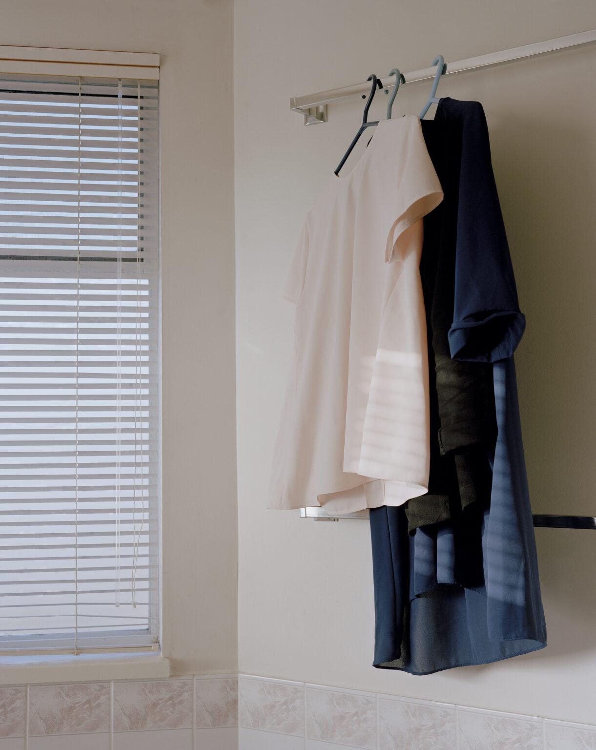 "Hangers, 2020, 20"" x 24"", archival Pigment Print"