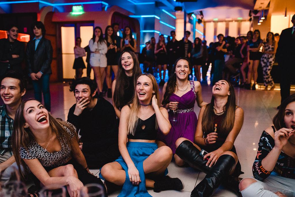 fiesta de quince BEC sofi greca
