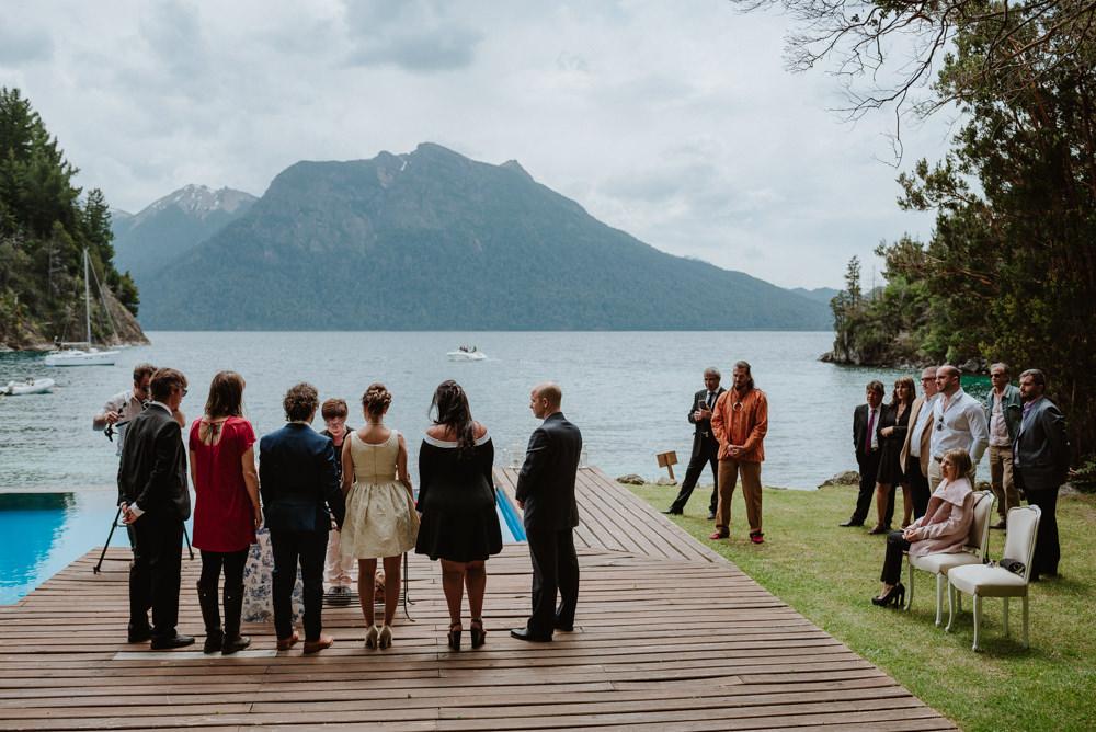 casamiento de dia bariloche lago nahuel huapi