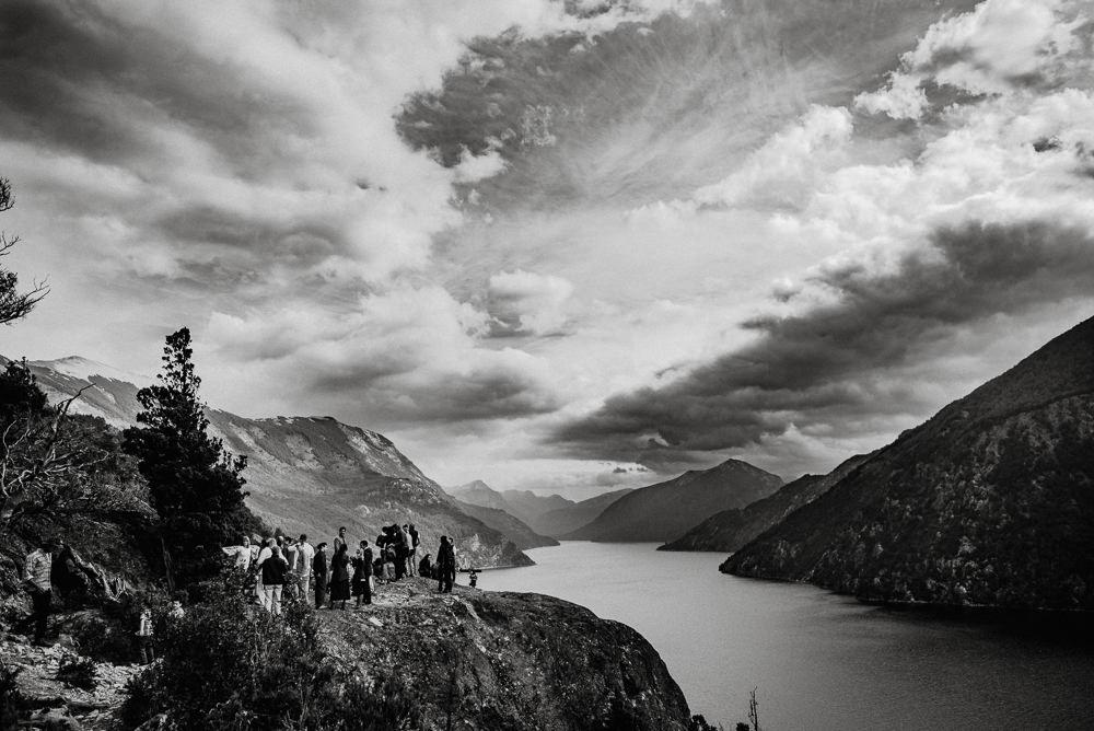 mountain wedding bariloche patagonia