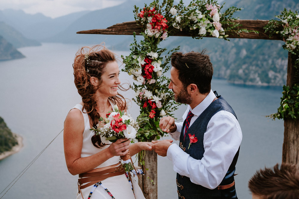 epic mountain wedding bariloche patagonia argentina