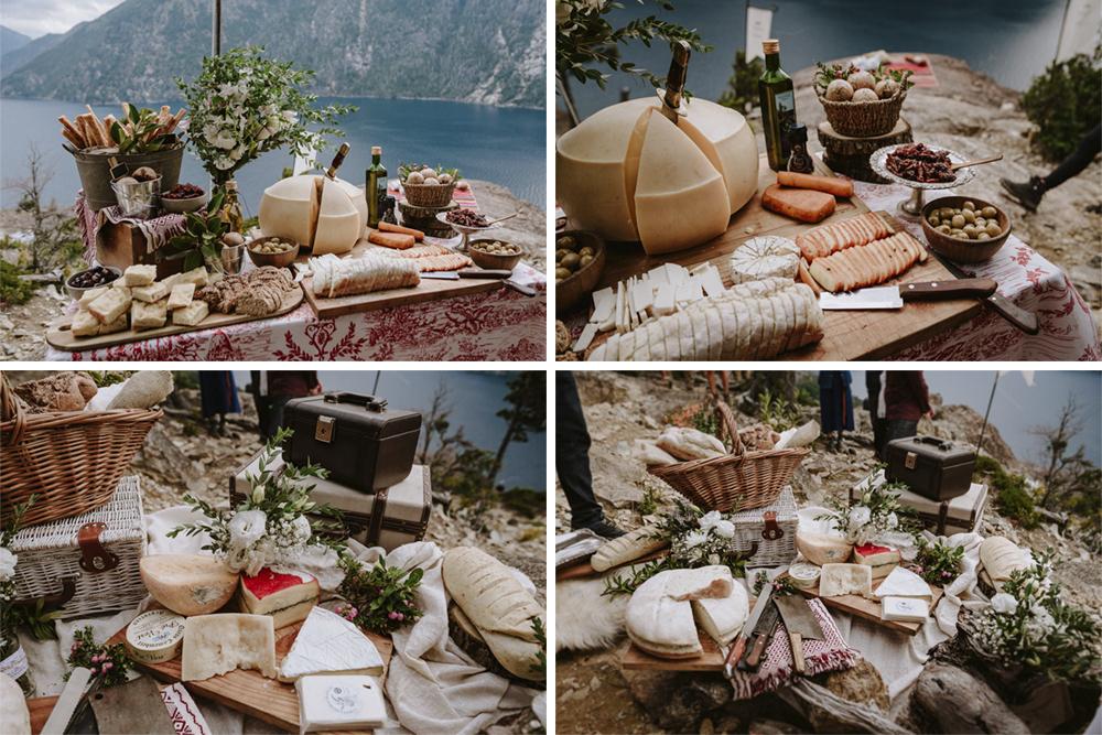 catering para casamientos bariloche