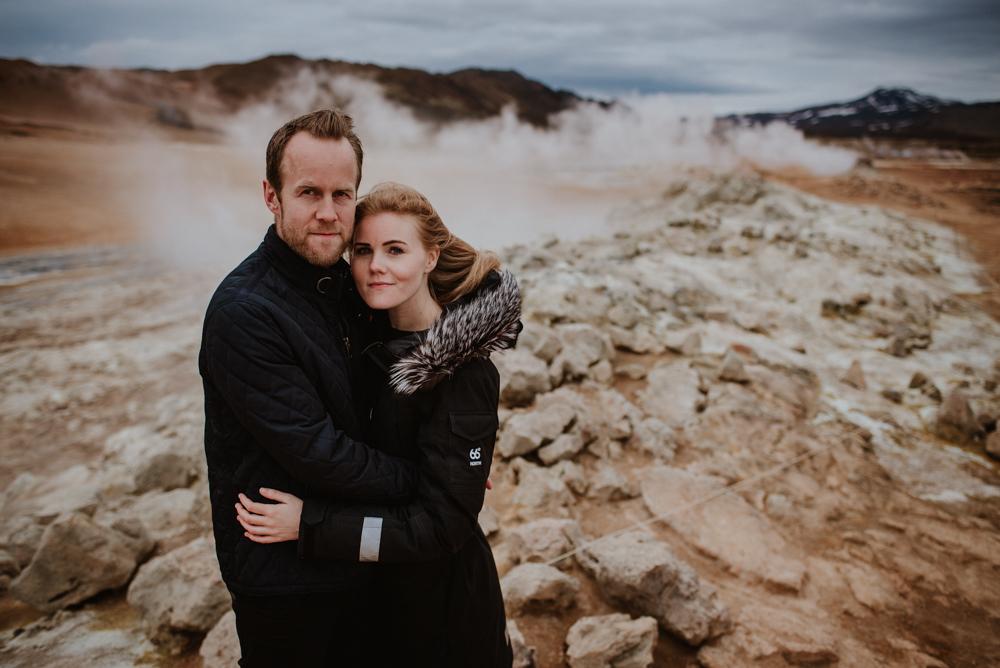 fotos de pareja en islandia