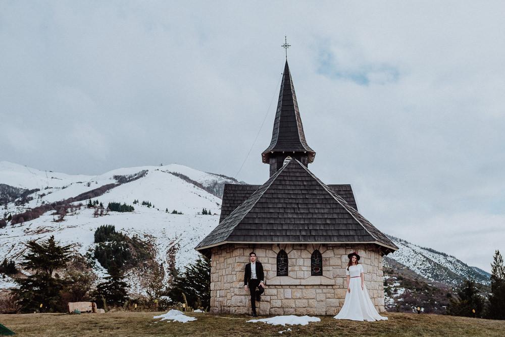 casamiento en invierno bariloche patagonia