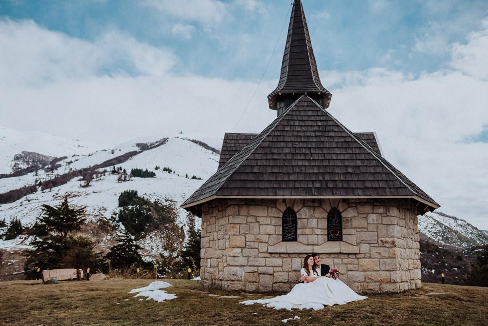 iglesia nieve bariloche