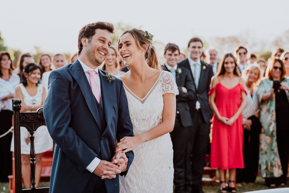 fotos boda de día estancia salta