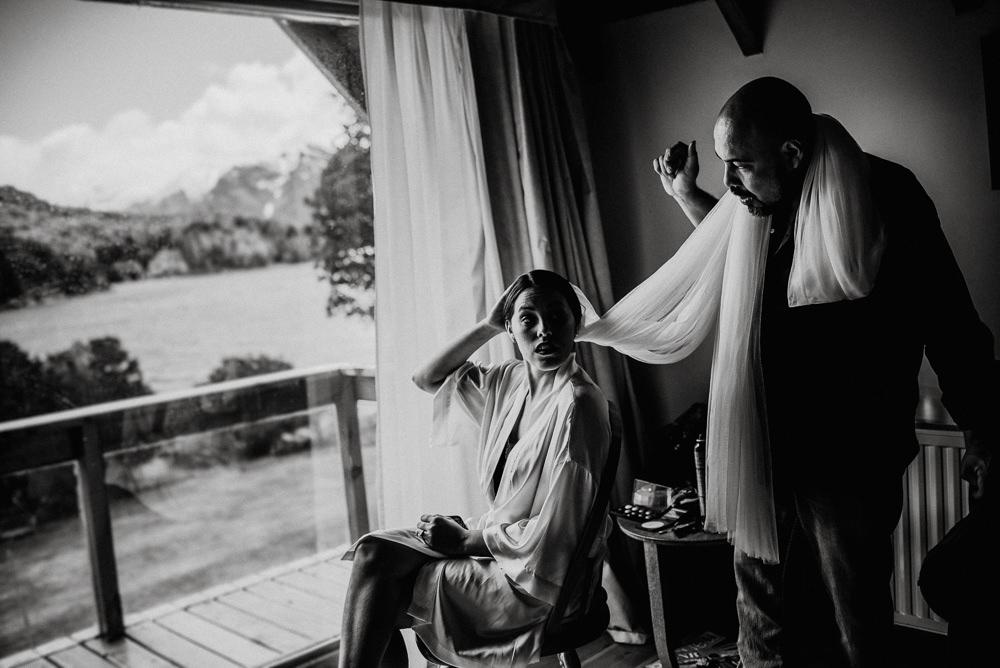patagonia intimate destination wedding photographer