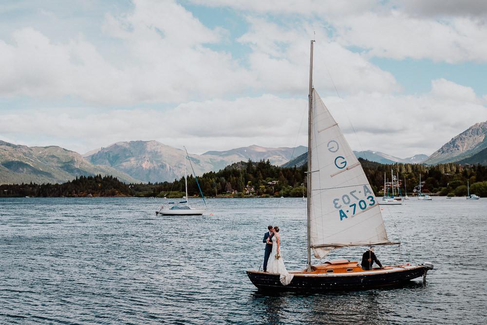 paseo en velero lago nahuel huapi bariloche