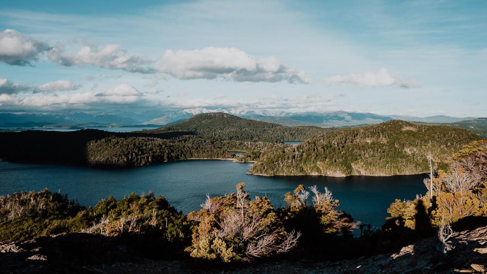 montaña bariloche patagonia argentina