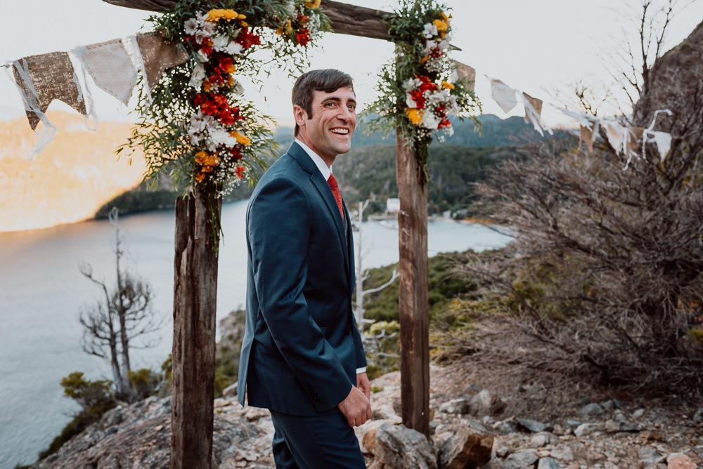 casamiento en la montaña bariloche patagonia argentina