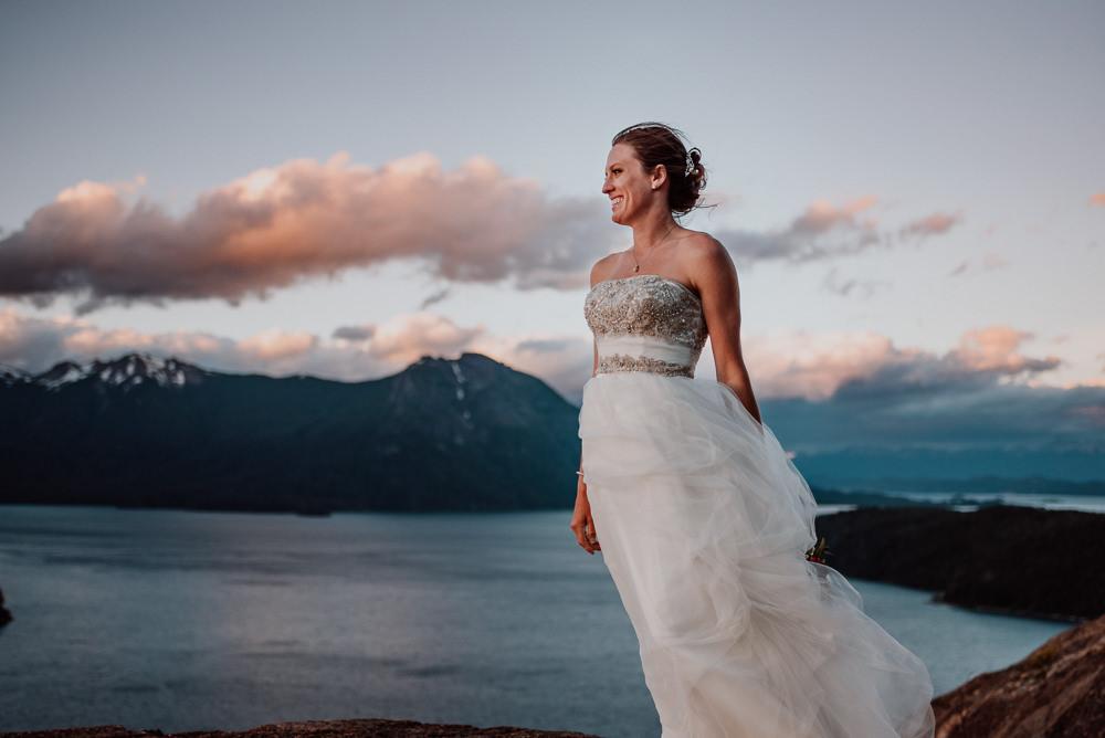 vestido de novia bariloche