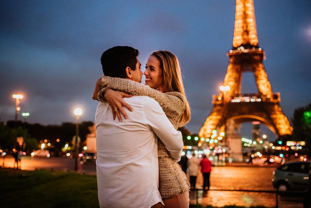 engagement phot session paris