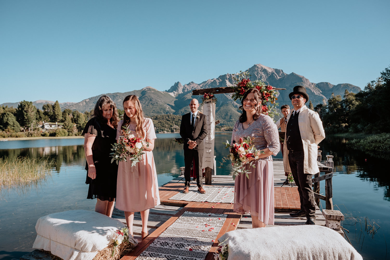 patagonia destination wedding bariloche