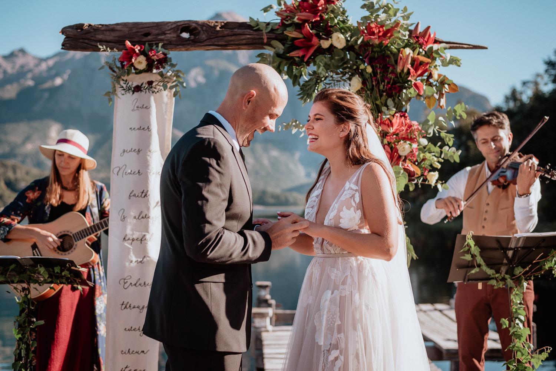 wedding photographer patagonia