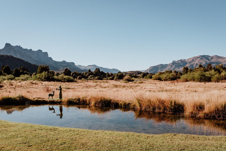 estancia arroyo verde fishing lodge