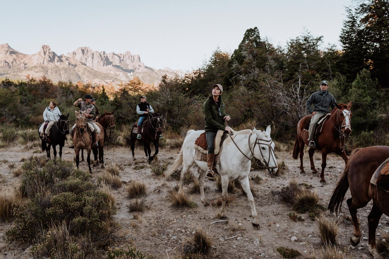 horsebackriding patagonia