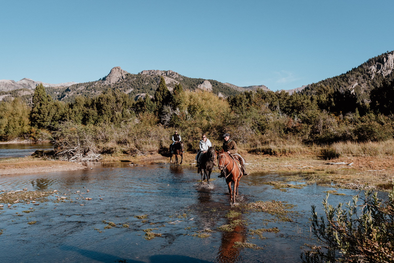 horseback riding patagonia